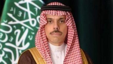Saudi Foreign Minister Faisal Bin Farhan Al Saud Hails Efforts of Kuwait, US in Solving Gulf Crisis