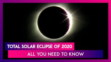 Total Solar Eclipse Of 2020: Time, How To Observe, Where Will It Be Visible; Here's Everything You Need To Know