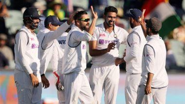 India vs Australia 1st Test 2020 Day 3 Live Streaming Online on DD Sports, Sony LIV and Sony SIX: Get Free Live Telecast of IND vs AUS on TV, Online and Listen to Live Radio Commentary on Prasar Bharati