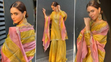 Aamna Sharif Is a Ray of Sunshine Mixed With a Little Pink!