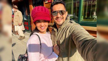 Newlyweds Aditya Narayan And Shweta Agarwal Jet Off To Kashmir For Their Honeymoon!