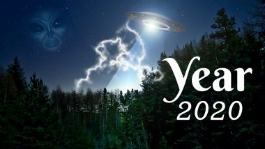 From Flying Saucer 'UFOs', Life on Venus to Galactic Federation and 'Alien' Monoliths, Year 2020 Sparked Some Crazy 'Out of This World' Happenings and Theories