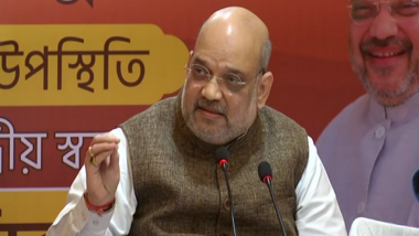 CAA Will Be Implemented After COVID-19 Vaccination Ends, Says Amit Shah