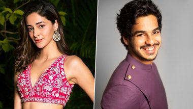 Ishaan Khatter Shares a 'Panoramic' Picture of Bikini Clad Ananya Panday Chilling in Maldives (View Pic)