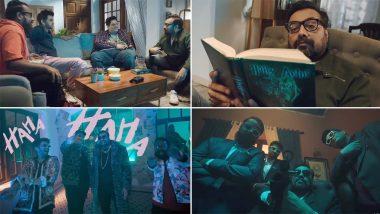AK vs AK: Anurag Kashyap Collaborates With Tanmay Bhatt, Rohan Joshi to Create a Diss Track for Anil Kapoor (Watch Video)
