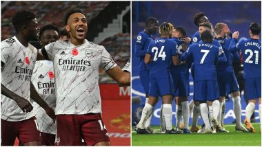 Boxing Day 2020 Football Schedule: From Arsenal vs Chelsea to Leicester City vs Manchester United, List of Matches to Be Played on December 26 This Year