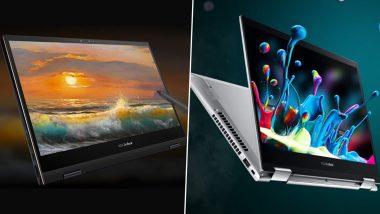 Asus Zenbook Flip S, Zenbook Flip 13, Zenbook 14 & Vivobook Flip 14 Launched in India; Check Prices, Features & Specifications