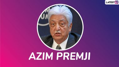 COVID-19 Surge in India: Wipro Founder-Chairman Azim Premji Says, 'We Must Confront This Crisis, Its Scale & Spread Truthfully'