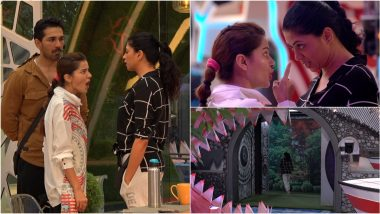 Bigg Boss 14 December 02 Synopsis: Rubina Dilaik and Kavita Kaushik Lock Horns, Latter Threatens The Former Of Revealing Husband Abhinav Shukla's Truth
