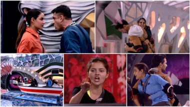 Bigg Boss 14 December 03 Episode: Rubina Dilaik Explodes On Housemates, Abhinav Shukla Becomes the Second Finalist After Eijaz Khan - 4 Highlights From BB14