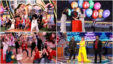 Bigg Boss 14 Weekend Ka Vaar December 27 Synopsis: Salman Khan Celebrates His 55th Birthday Amidst Performances From BB14 Housemates, Contestants Slam Cupcakes On Each Other