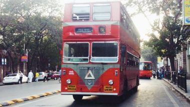 Mumbai's Iconic Double-Decker Buses to be Auctioned, BEST to Continue Service With Advanced Models