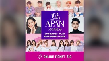 'BTS Is 7' Trends As Kim Taehyung Aka V Goes Missing From 2020 APAN Awards Poster, Fans Want It to Be Fixed