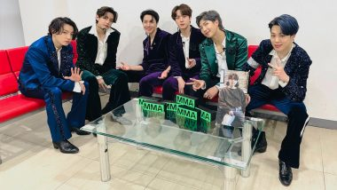 BTS Win Big at 2020 Melon Music Awards: Song of The Year, Artist of The Year and More, K-Pop Boy Band Takes 7 Major Awards at MMA, Army Celebrates With Joy!