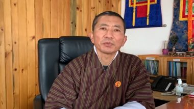 Bhutan PM Lotay Tshering Wishes PM Narendra Modi for Launching World's Largest COVID-19 Vaccination Drive