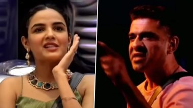 Bigg Boss 14 Preview: Eijaz Khan Nominates Jasmin Bhasin, Calls Her Irritating and Undeserving to Enter the Finale Week (Watch Video)