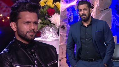 Bigg Boss 14 Finale: Miffed Salman Khan Asks Rahul Vaidya to Leave the Show (Watch Video)