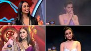 Bigg Boss 14 Preview: Kashmera Shah Targets Jasmin Bhasin; Arshi Khan Slams Rubina Dilaik's 'Aukaat' Comment (Watch Video)