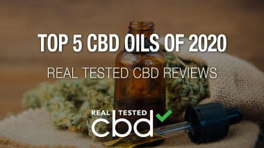 Best of Real Tested CBD: Top 5 Tested CBD Oils for 2020 Round-Up