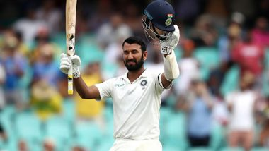 Happy Birthday Cheteshwar Pujara: Virat Kohli, Virender Sehwag, Yuvraj Singh, KL Rahul & Others Wish Indian Batsman As He Turns a Year Older