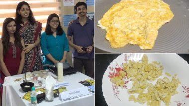 Prof Kavya Dashora, IIT Delhi Scientist, Awarded First Prize For Innovation of Plant-Based Mock Egg by UNDP