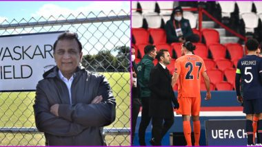 Sports Controversies in 2020: From Sunil Gavaskar's Comment on Virat Kohli-Anushka Sharma to Racial Abuse in PSG vs Istanbul Basaksehir, Here's a Look at the Controversial Incidents in Sports World This Year!