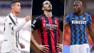 Cristiano Ronaldo & Romelu Lukaku Included in Serie A Top XI For 2020, Zlatan Ibrahimovic Excluded!