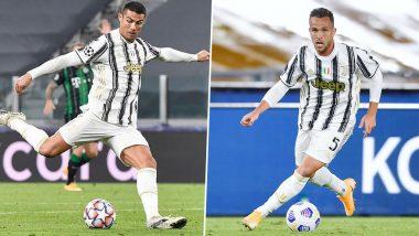 Juventus Announce 23-Member Squad for Barcelona UEFA Champions League 2020–21 Match; Cristiano Ronaldo, Arthur Set to Make Return to Camp Nou