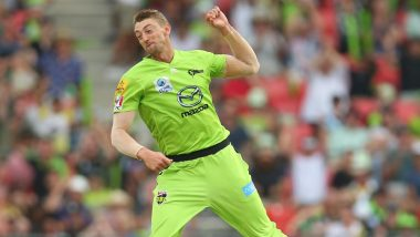 Daniel Sams Withdrew From Australia's Tour of West Indies Due to Mental Health Concerns