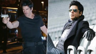 After Hrithik Roshan, David Warner Recreates Shah Rukh Khan's Iconic Scenes From Don 2 (Watch Video)