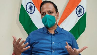 COVID-19 Vaccination Drive 2nd Phase: 308 Centres Have Been Set Up in 192 Hospitals for Inoculation, Says Health Minister Satyendar Jain