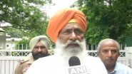 Sukhdev Singh Dhindsa Follows Parkash Singh Badal, Returns Padma Bhushan in Protest Against Farm Laws