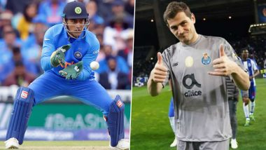 Year Ender 2020: MS Dhoni, Iker Casillas and Other Major Sport Stars Who Announced Retirement