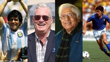 Year Ender 2020: From Kobe Bryant to Diego Mardona, List of Sporting Legends Who Passed Away This Year