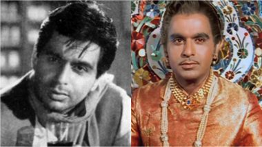 Dilip Kumar Passes Away: Andaz, Devdas, Mughal-E-Azam - 10 Superhit Classics Of The Legendary Actor To Remember Him By!