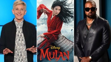 Year-Ender 2020: The Ellen DeGeneres Show Facing Backlash, #BoycottMulan, Kanye West's Twitter Meltdown – 7 Biggest Hollywood Controversies That Grabbed Attention This Year!