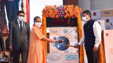 Uttar Pradesh Govt's First Rs 200 Crore Lucknow Municipal Bond Lists on BSE