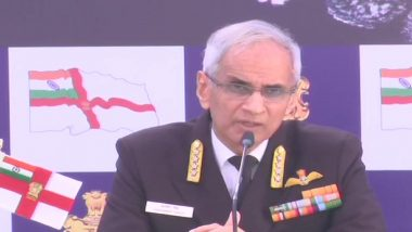 Indian Navy Prepared to Tackle Situation if Chinese Vessels Violate India's Maritime Borders