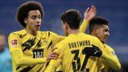 DOR vs MCI Dream11 Prediction in UCL 2020–21: Tips To Pick Best Team for Borussia Dortmund vs Manchester City Football Match