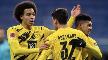 DOR vs MCI Dream11 Prediction in UCL 2020–21: Tips To Pick Best Team for Borussia Dortmund vs Manchester City Football Match