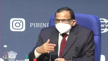 'Our Vaccines Are Effective on COVID-19 Mutants Seen in India Till Date', Says NITI Aayog Member (Health) VK Paul and AIIMS Director Randeep Guleria