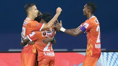 FC Goa 1-0 Odisha FC, ISL 2020-21 Match Result: Igor Angulo Scores as Dominant Goa Beat Odisha