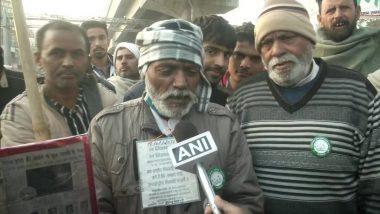 Farmers' Protest: Satyadev Manjhi, 60-Year-Old From Bihar's Siwan Cycles 1,000 km to Join Agitating Farmers in Delhi