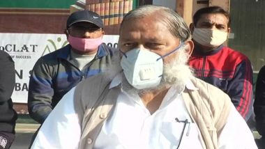 Haryana Govt Will Distribute 1 Lakh Coronil Kits of Patanjali Ayurved Among COVID-19 Patients, Says Anil Vij
