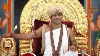 Fugitive Godman Nithyananda Names Himself as Madurai Aadheenam's 293rd Pontiff