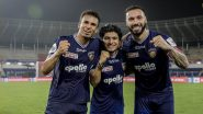 Chennaiyin FC vs Mumbai City FC, ISL 2020–21 Live Streaming on Disney+Hotstar: Watch Free Telecast of CFC vs MCFC in Indian Super League 7 on TV and Online