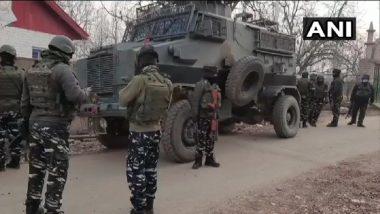 Jammu and Kashmir: Security Forces Gun Down Two Terrorists in Shopian Encounter