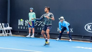 Sumit Nagal at Tokyo Olympics 2020, Tennis Live Streaming Online: Know TV Channel & Telecast Details for Men's Singles Second Round Qualification Coverage