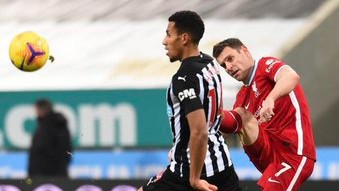 Newcastle United 0-0 Liverpool, Premier League 2020-21 Match Result: Goalkeeper Karl Darlow Frustrates The Reds as Mohamed Salah, Roberto Firmino and Sadio Mane Came Up Empty