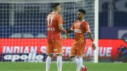 How To Watch FC Goa vs Hyderabad FC, Indian Super League 2020–21 Live Streaming Online in IST? Get Free Live Telecast and Score Updates ISL Football Match on TV in India